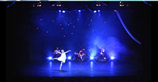 Dolphin Blue 第2回公演 ゲネプロ画像